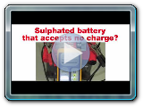 How to save your high performance AGM lead-acid battery : OptiMate 6